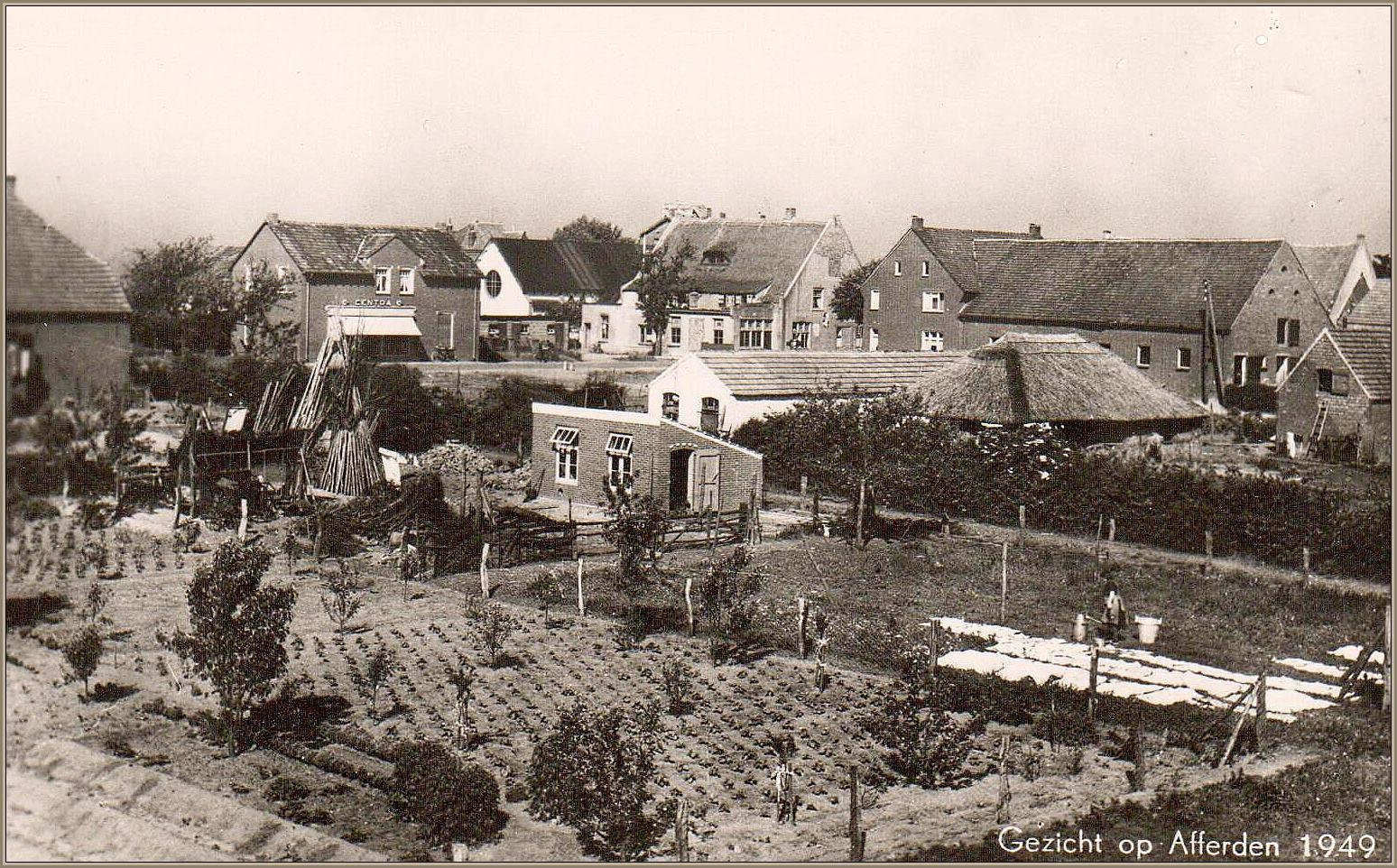 Dorpsgezicht 1949