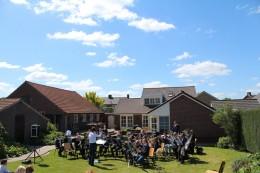 Tuinconcert Studieorkest