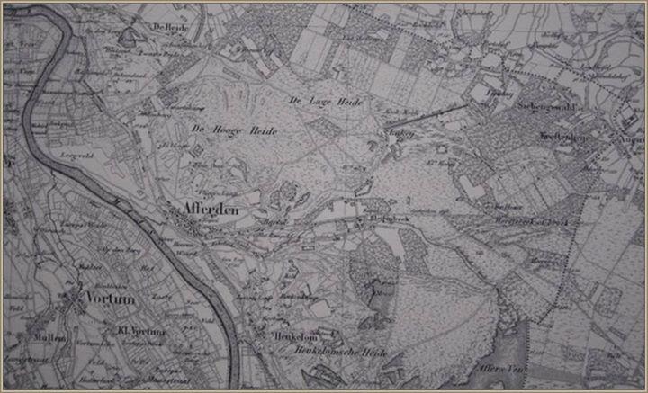dorpsarchief_kaart_begin_1800