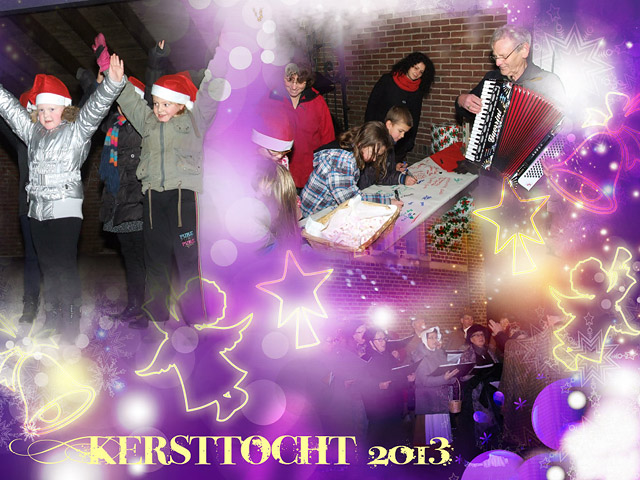 Fotoalbum: Levende Kersttocht 2013