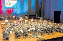 Fanfare 5e op Nederlandse Fanfare Kampioenschappen in Drachten