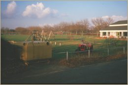 Heijmanspark en speeltuin 1984