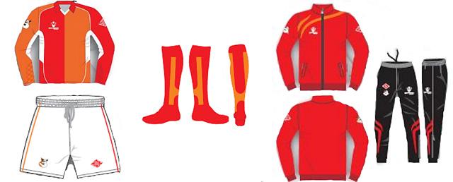 Sportkledingactie HRC'27 – Stormvogels'28