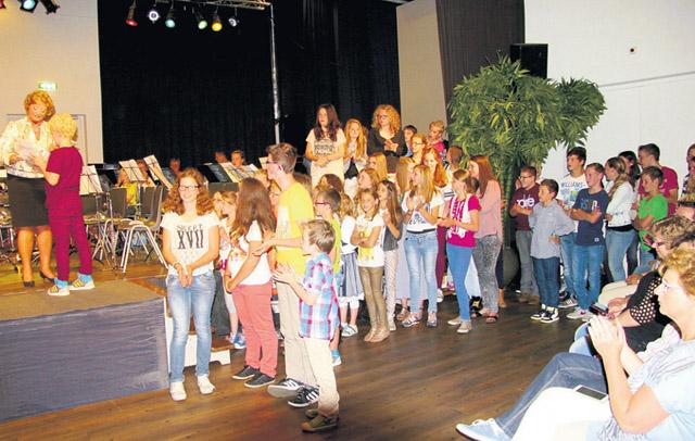 fanfare_diploma_uitreiking_2014