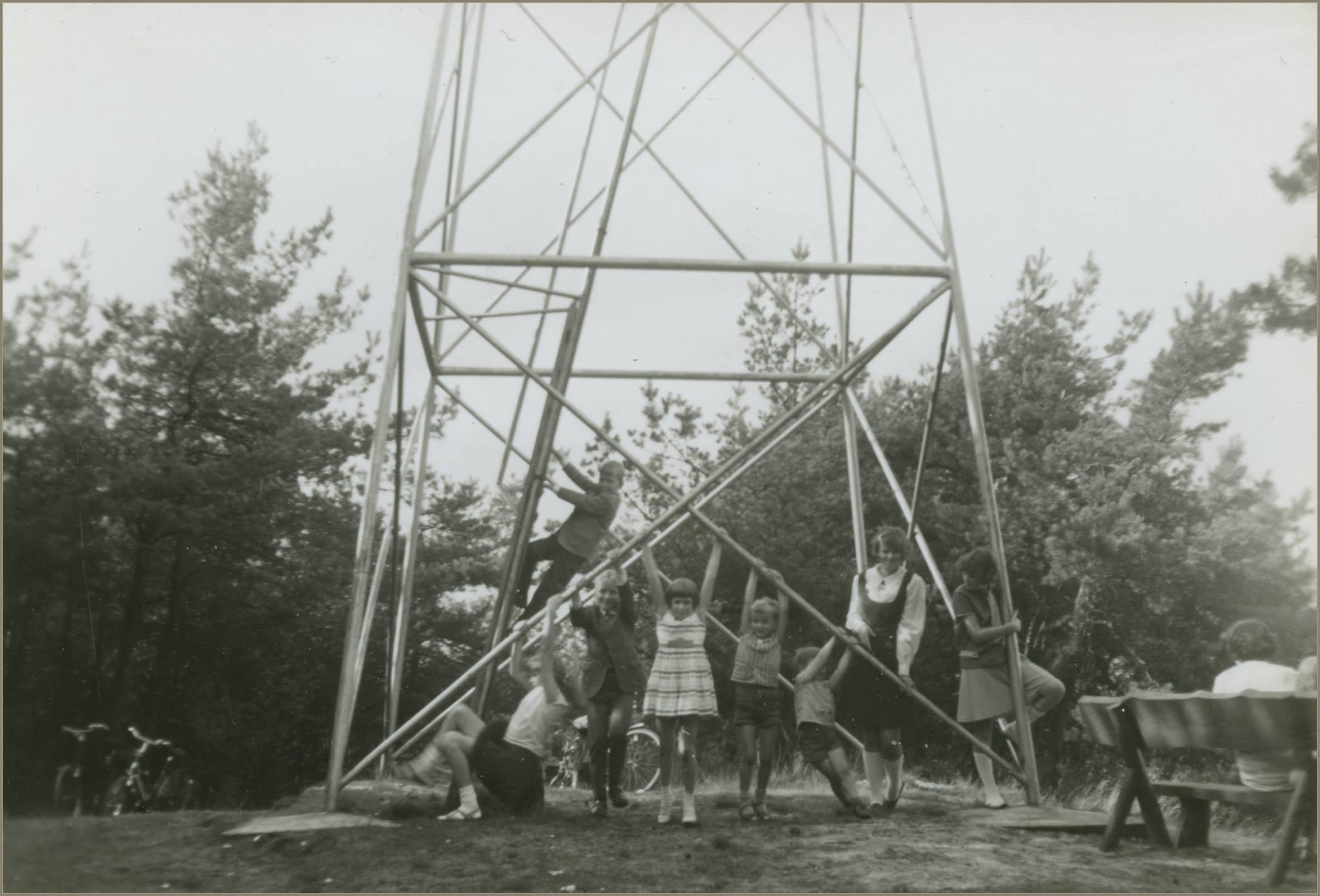 De uitkijktoren / brandtoren