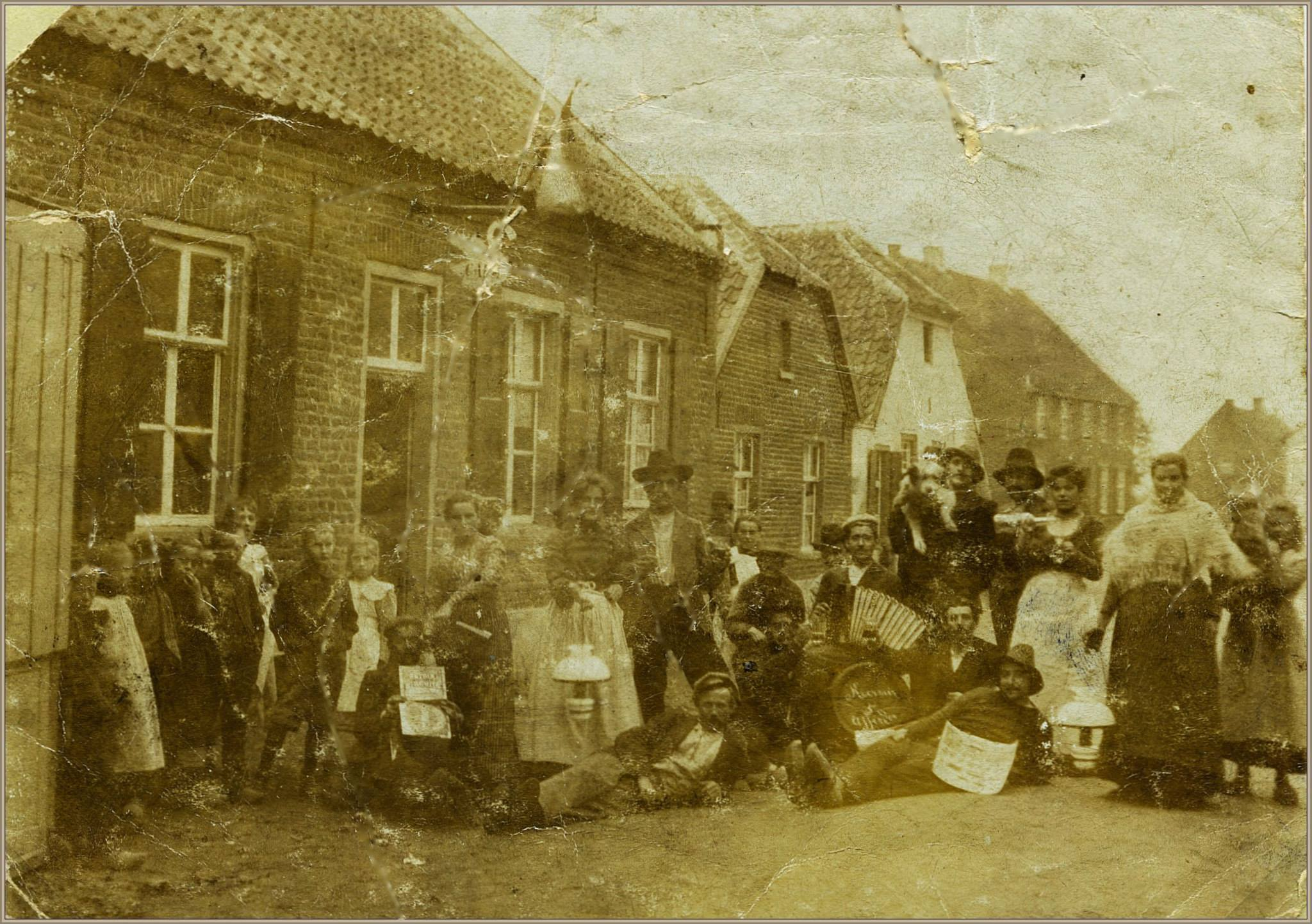 Kermis in 1910