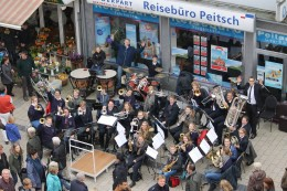 Studieorkest afgelopen zaterdag in Wesel