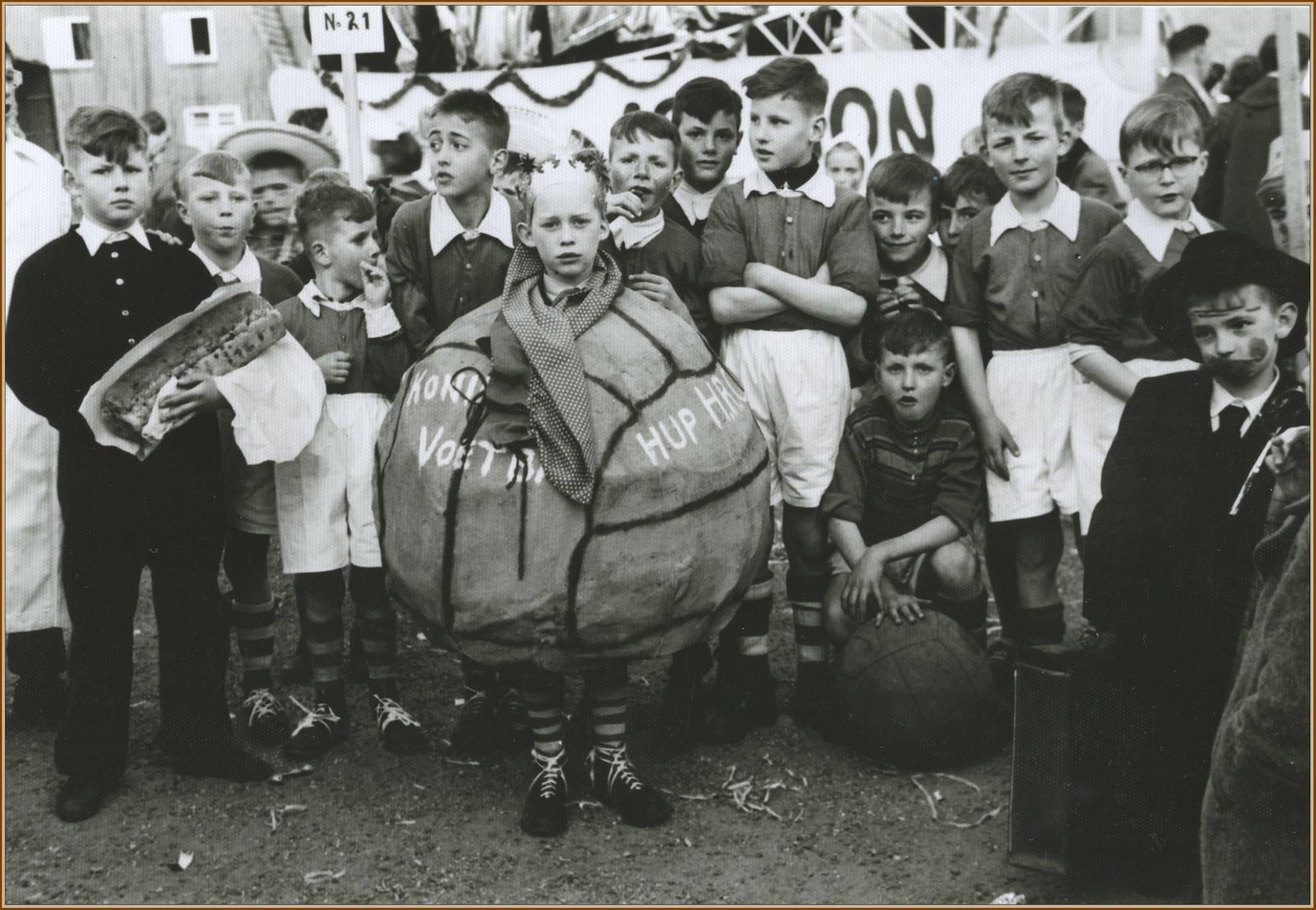 Carnavalsoptocht 1960