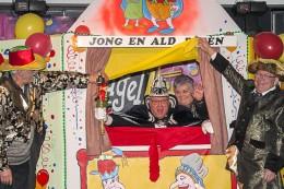 Fotoalbum: Uitkomen prins van KBO Afferden
