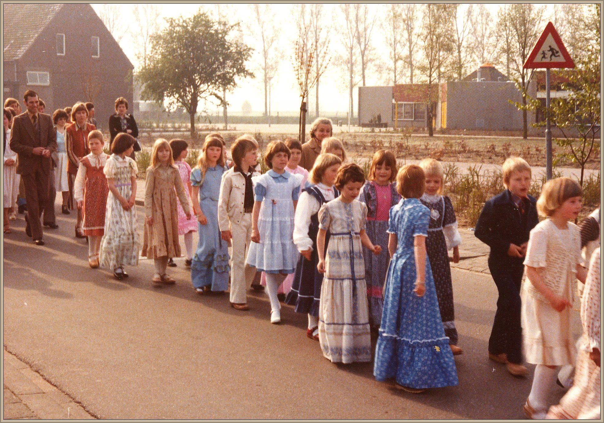 1e Communie 1978