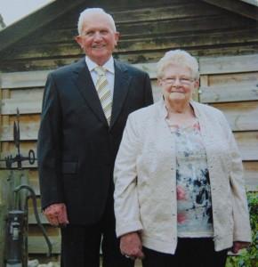 60 Jaar huwelijk Barbiers