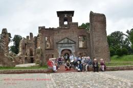Béjèn 'verovert' kasteel Bleijenbeek