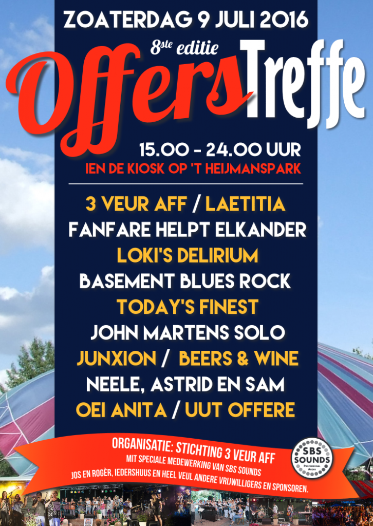 Offers Treffe 2016