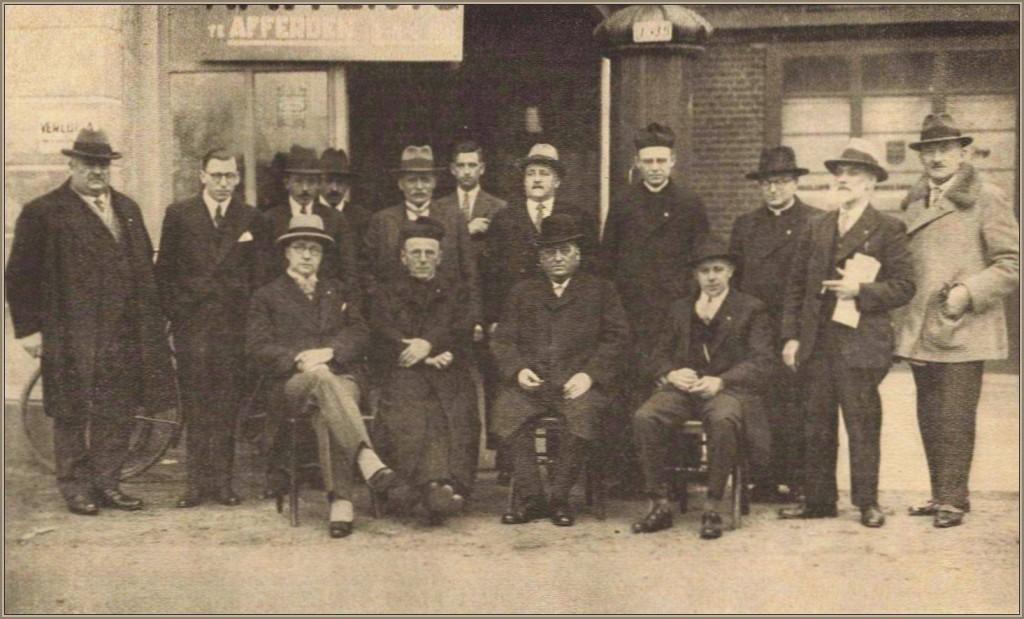 Dorpsarchief Middenstandstentoonstelling 1935