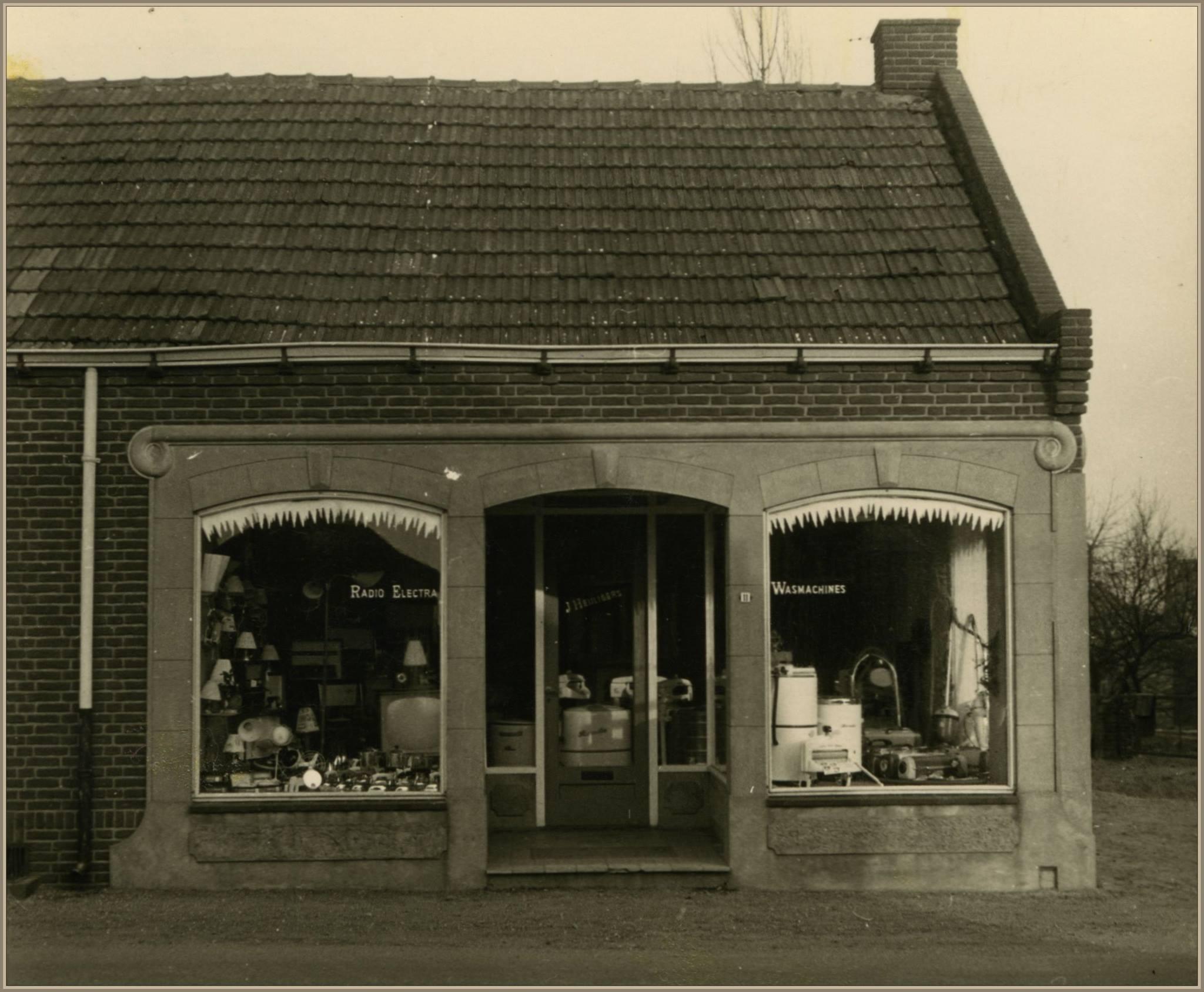 Winkel van Sef Heijligers 1960