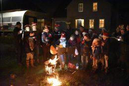 Muzikale kersttour Troubadours en Basiskoor door Afferden