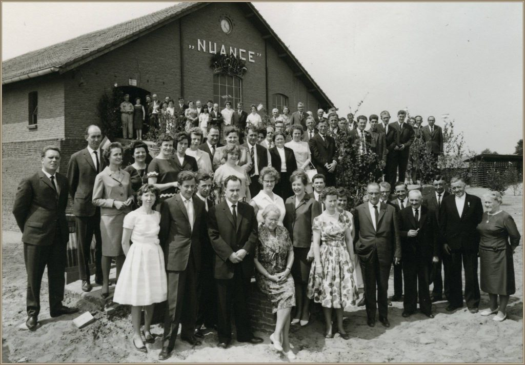 Dorpsarchief Nuance 40 jaar in 1964