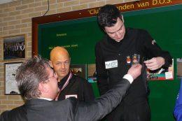 Raymund Swertz voor derde keer naar goud op NK