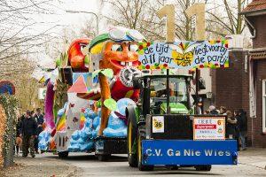HVOO 2016 foto wagens
