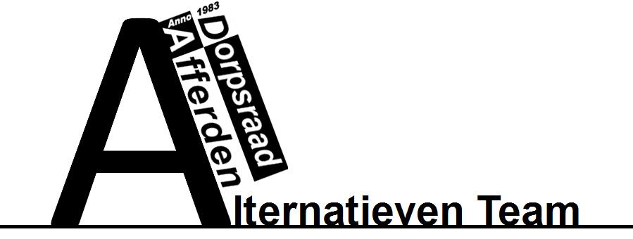 Het Alternatieven Team (inzake Iederhuus, gymzaal, Alverman)