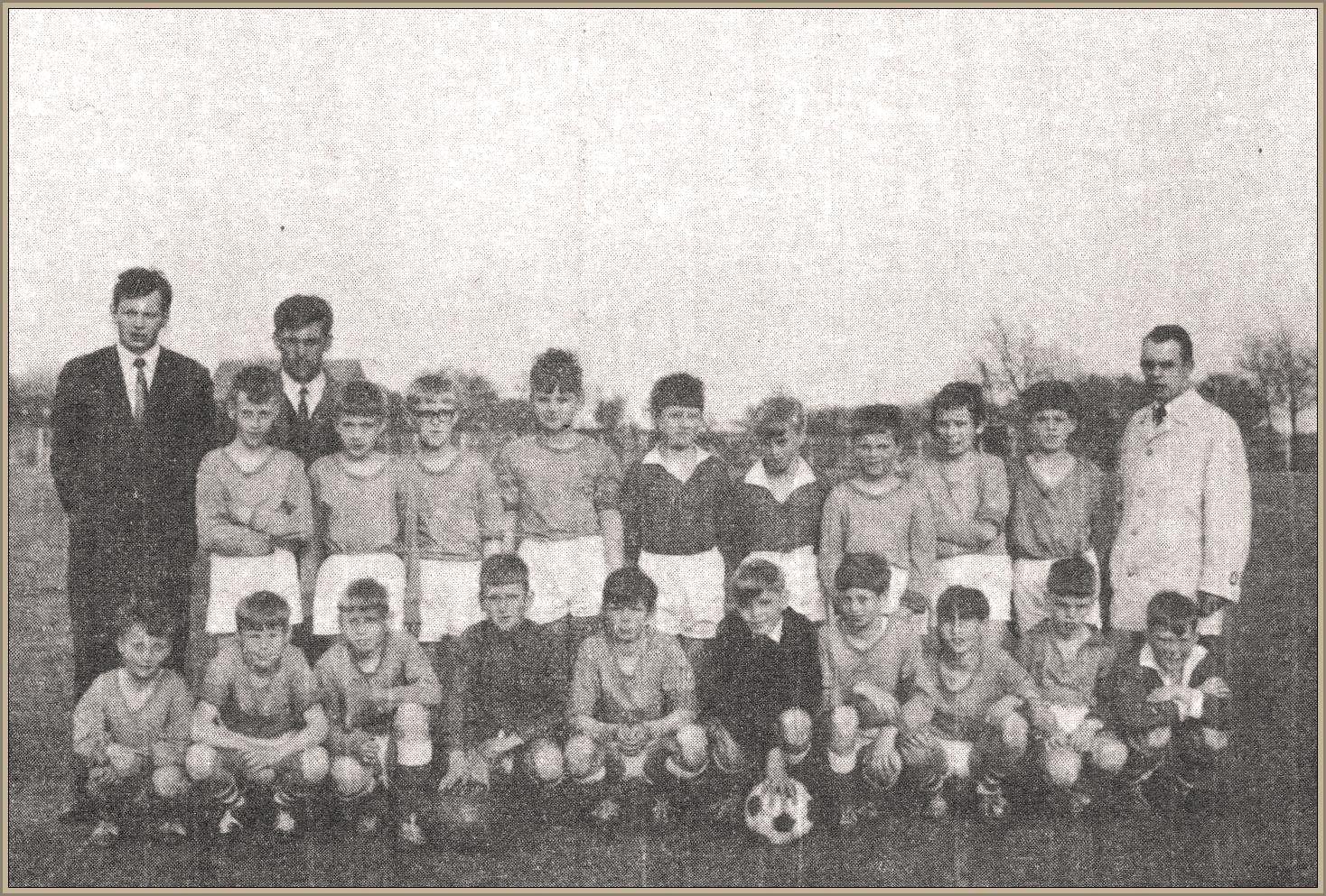 40 Jarig jubileum van H.R.C. in 1967