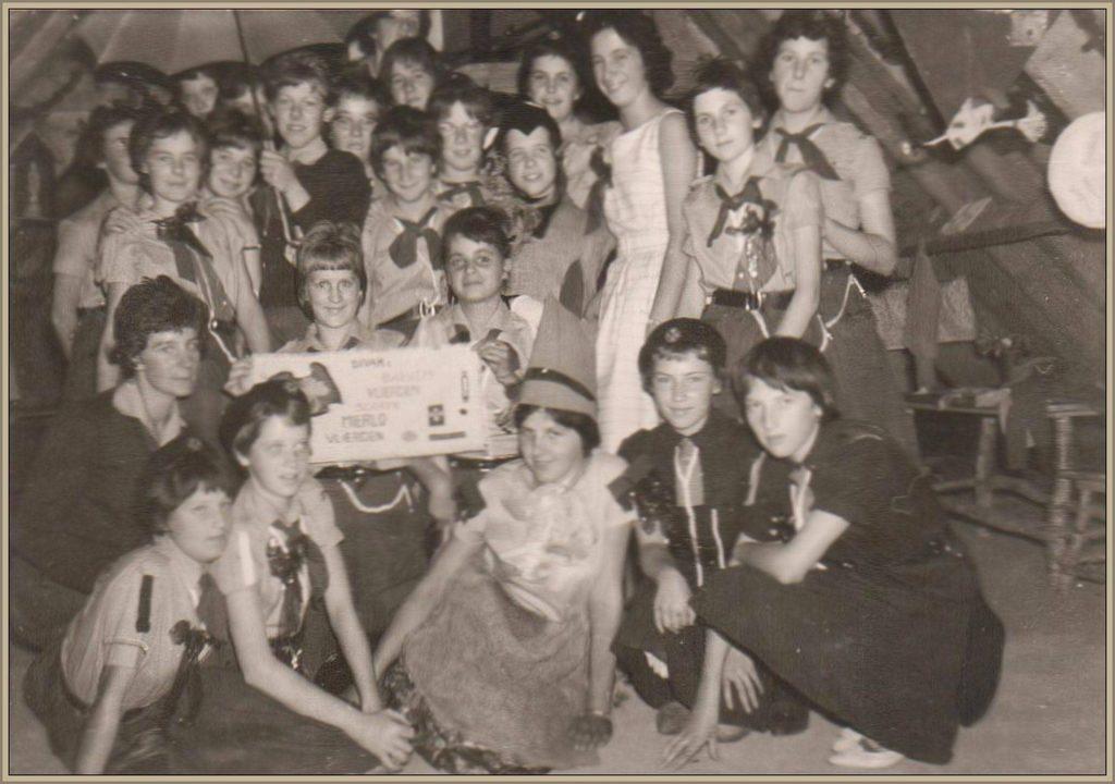 Dorpsarchief gidsen 1961