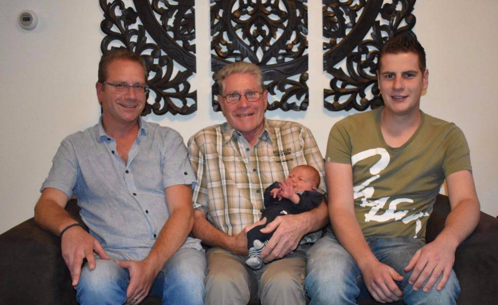 Vier generaties Artz