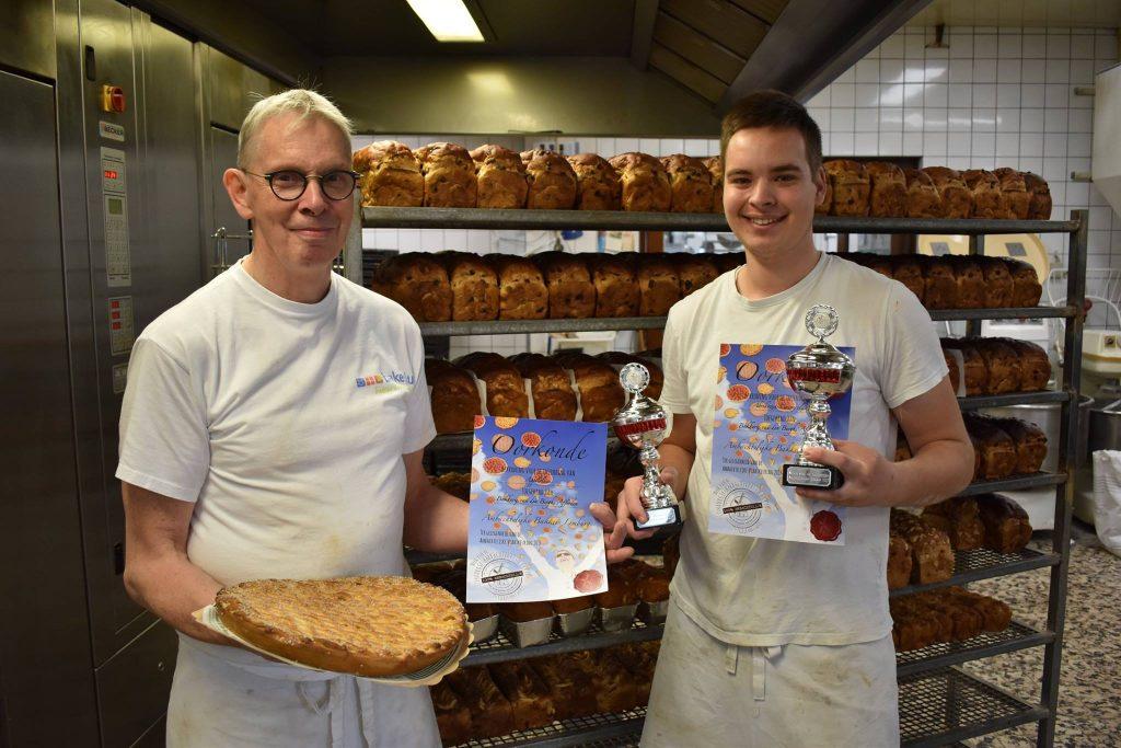 Bakkerij van den Bergh in de prijzen 2017