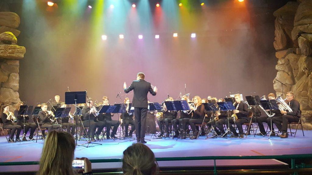 Studieorkest Disneyland Parijs 002