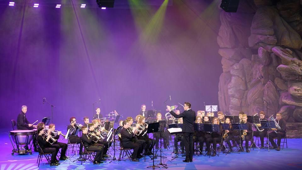 Studieorkest Disneyland Parijs 009