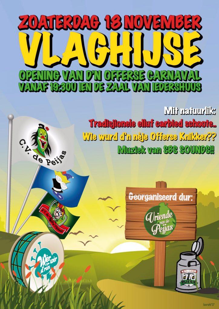 Poster Vlaghijse 2017