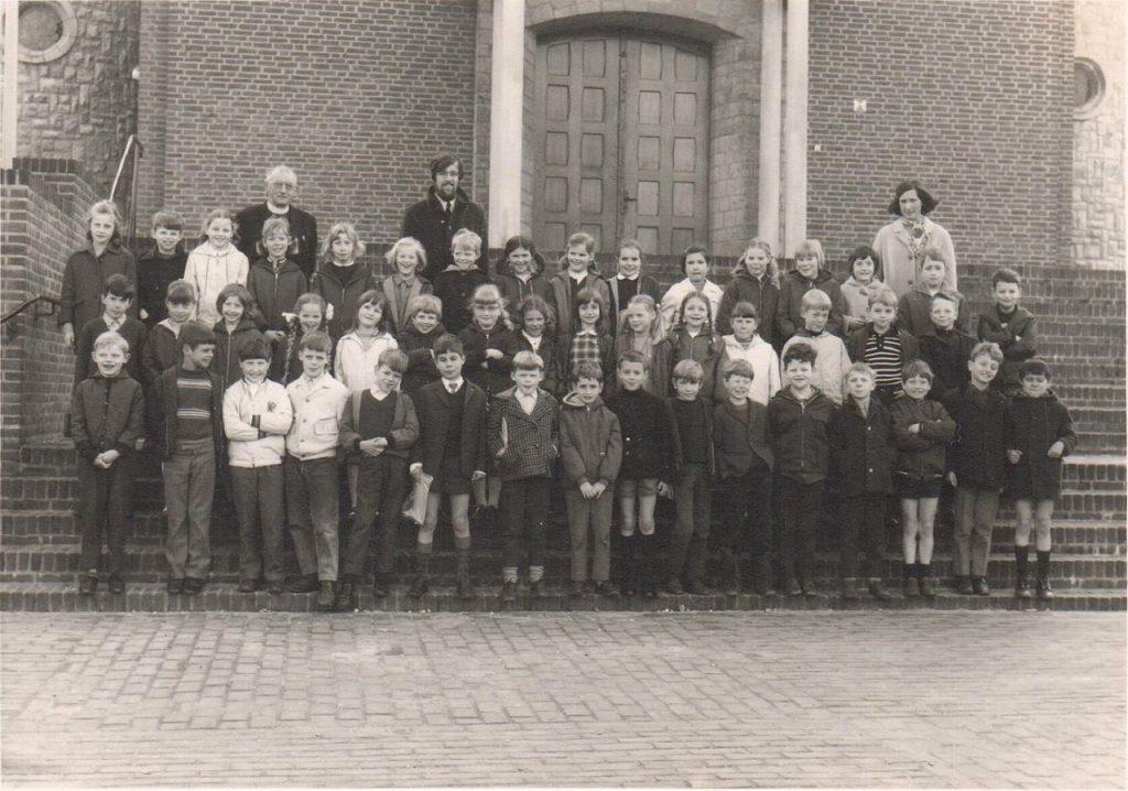 dorpsarchief 1e communie 1970-01