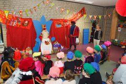 Fotoalbum: Sinterklaasviering op 't Diekske