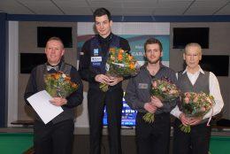 Raymund Swertz prolongeert Nederlandse titel