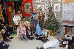 Fotoalbum: Kerstviering op 't Diekske