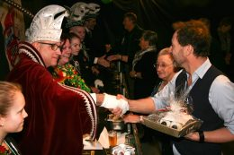 Fotoalbum: Receptie Prins Fred I