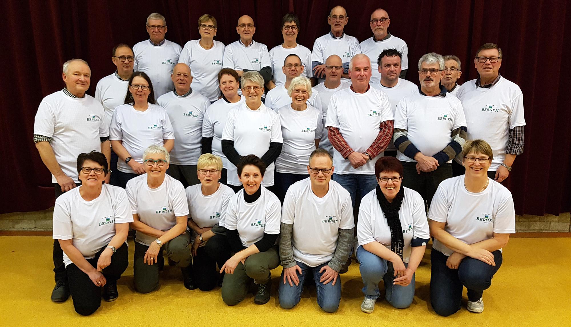 T-Shirts voor DWS