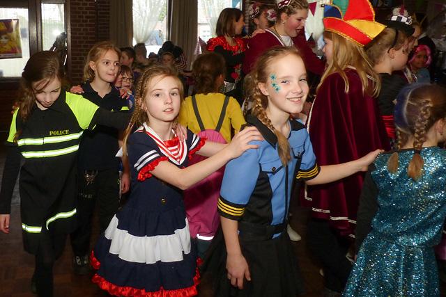 Carnavalsviering 't Diekske