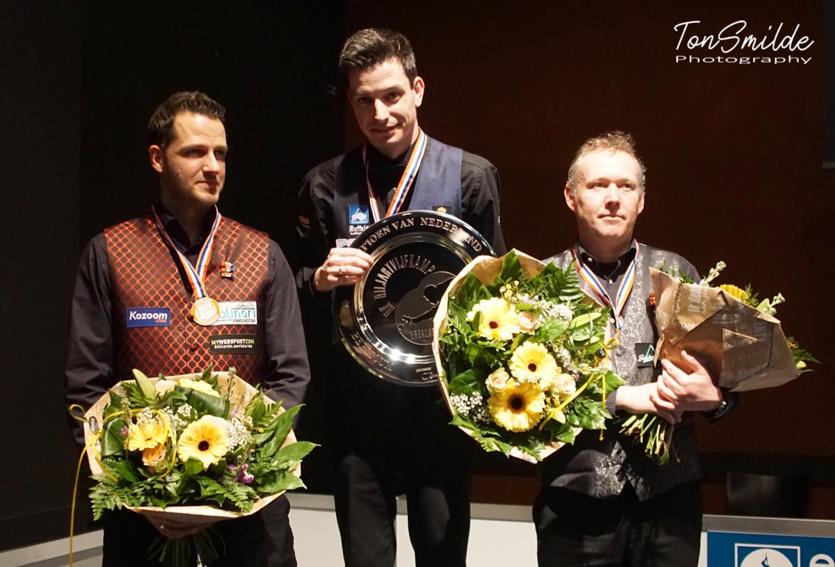 Raymund Swertz beste allrounder van Nederland