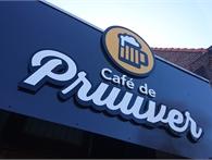 Boete voor café De Pruuver in Afferden bij geluidsoverlast
