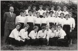 Dameskoor Laetitia 1956