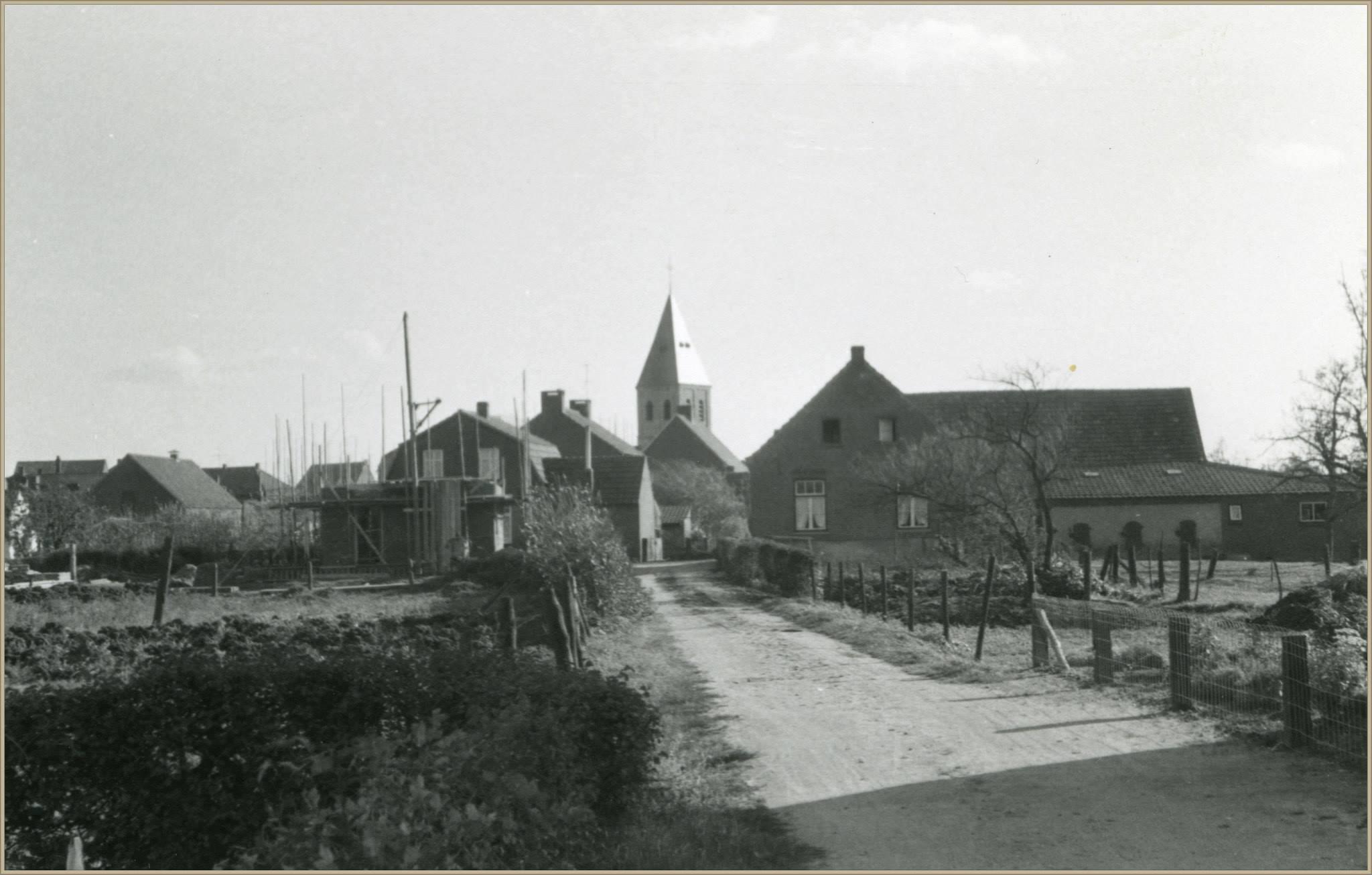 Pastoor Berdenstraat 1957