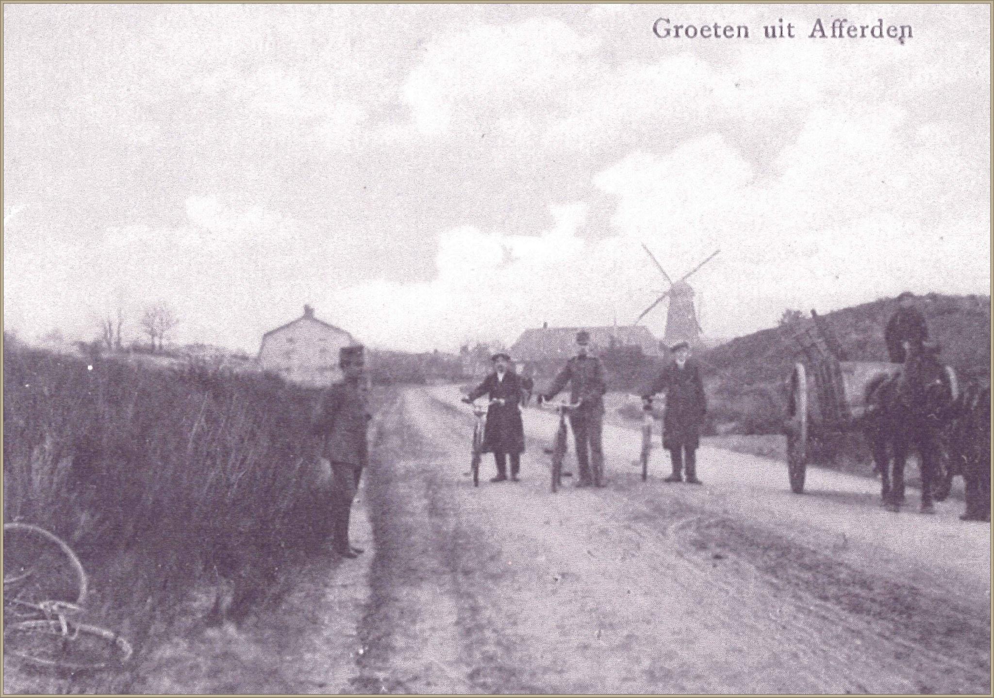 't Rimpelt tijdens mobilisatie 1914-1918