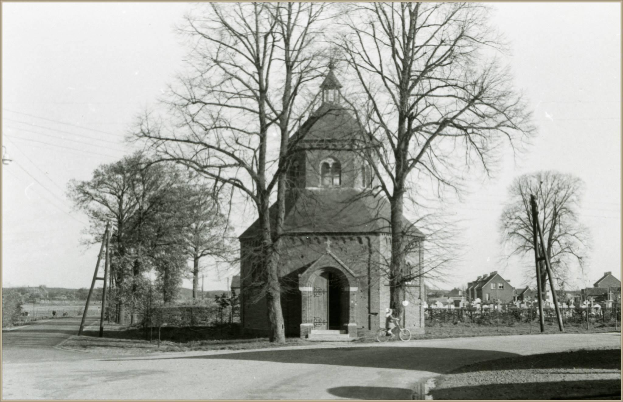 Mariakapel – Kapel van Onze Lieve Vrouw van Zeven Smarten 1957