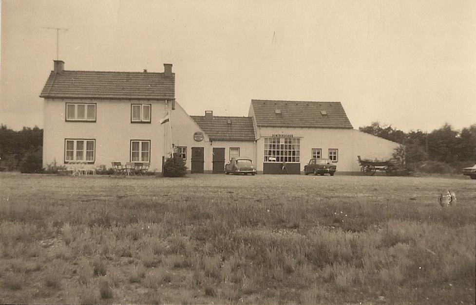 Auberge de Papenberg jaren 70