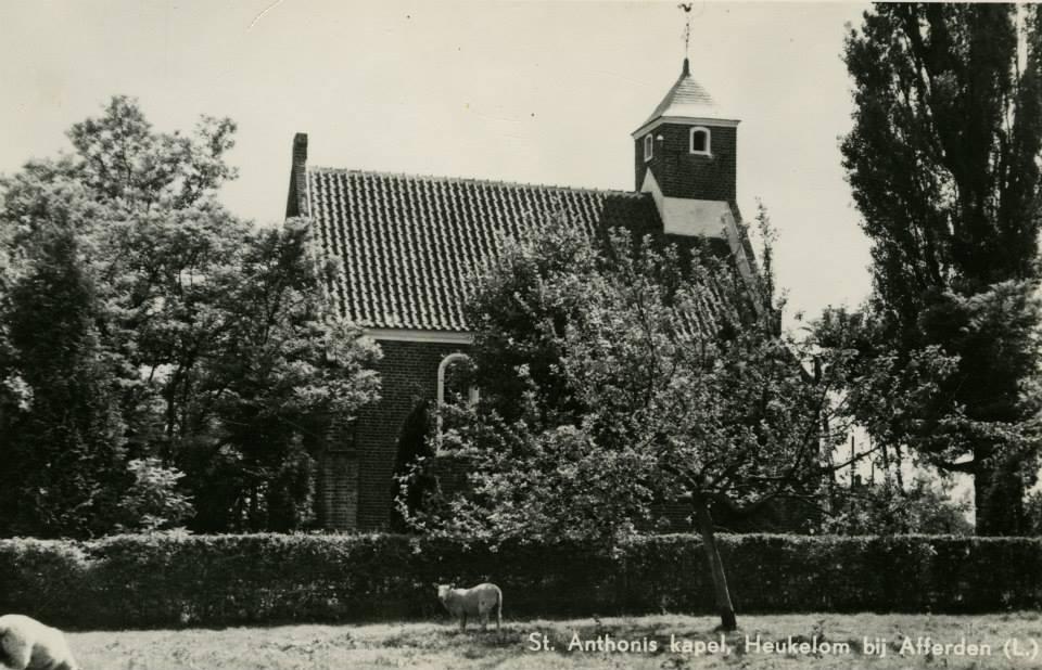 Kapel St. Antonius Abt van Heukelom