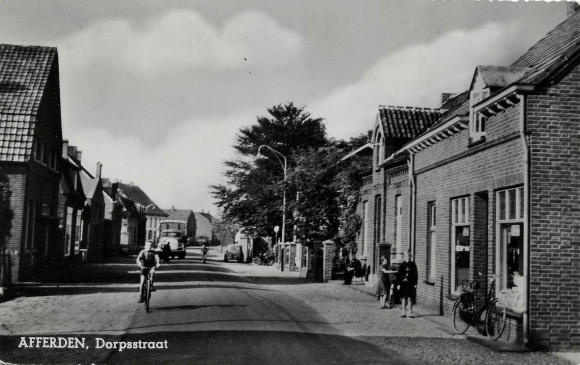 Dorpsstraat 1956
