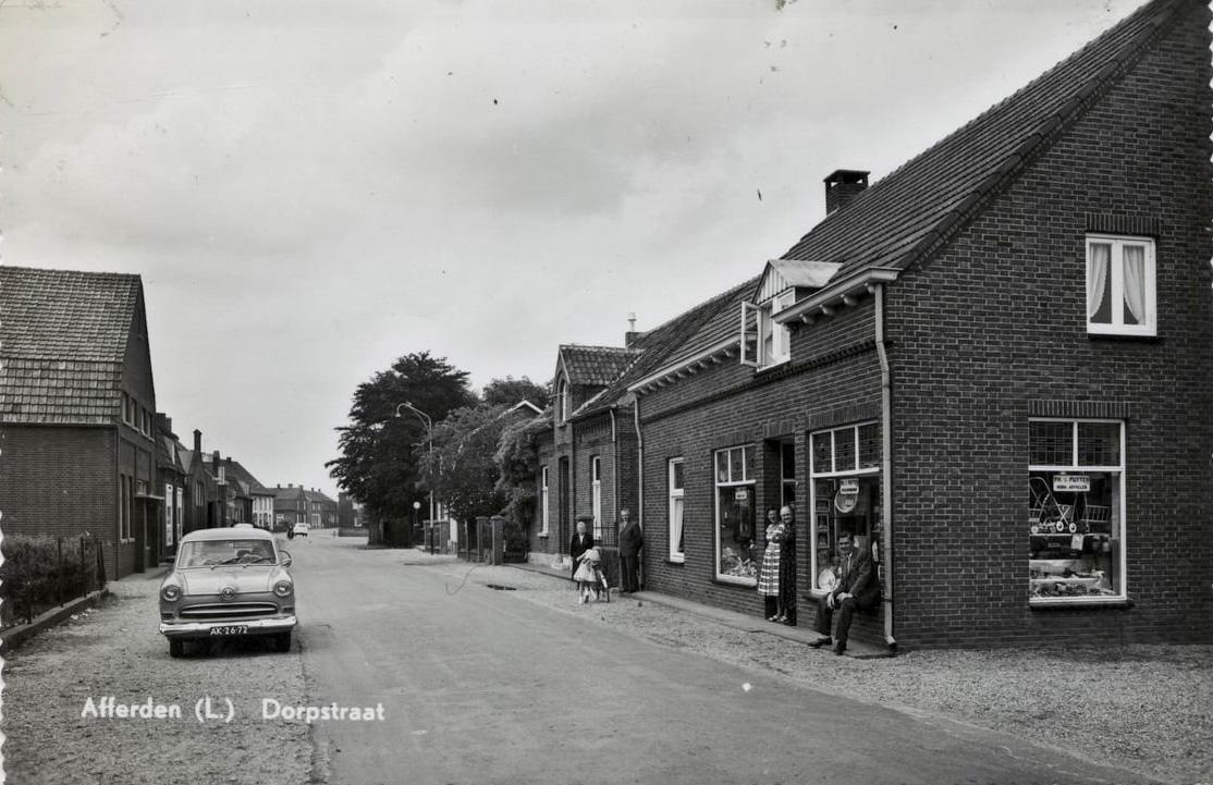 Dorpsstraat 1961