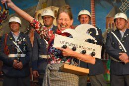 Brigitta den Boer nieuwe Offerse Knikker 2018