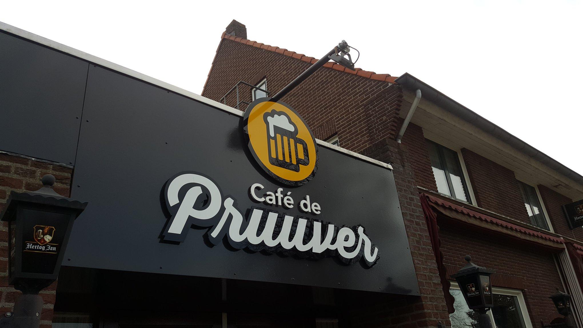 Dwangsom voor café De Pruuver